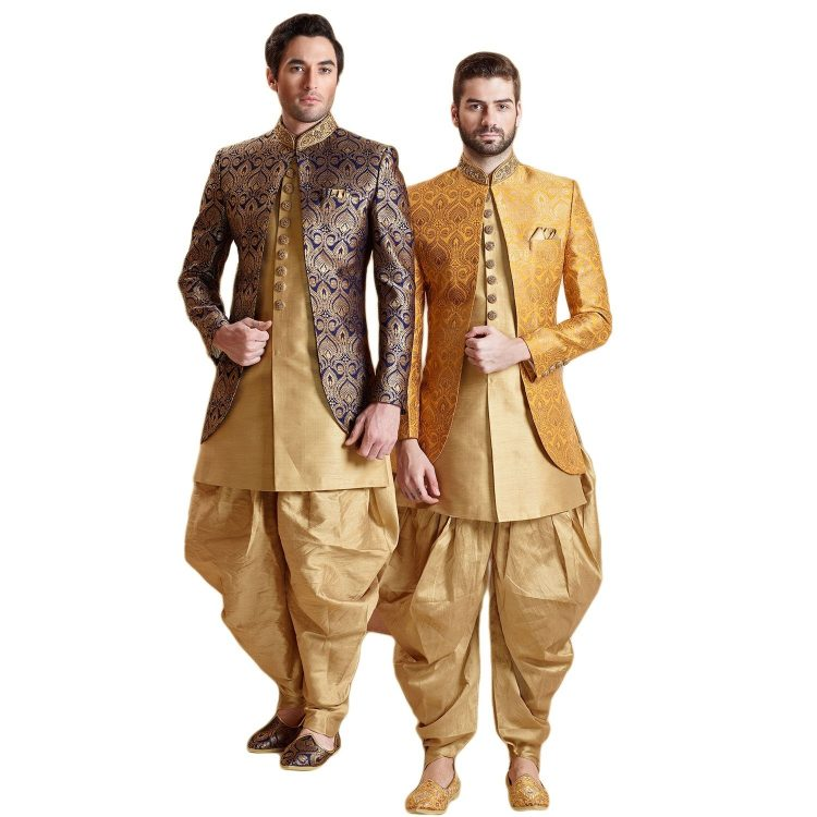 Men's Three Piece Suit Indo -Outfit Code-7051
