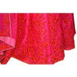 bridal pink silkan lehenga choli with duppata L004.....