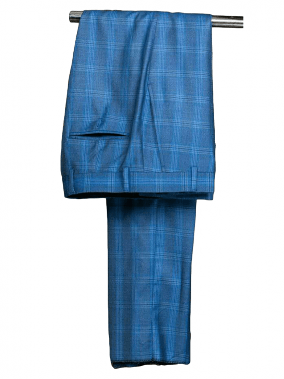 Men's Bespoke Three Piece Suit -Outfit Code 8051